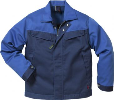 Fristads Icon Jacket 4857 Luxe 109321 (Navy/Royal)